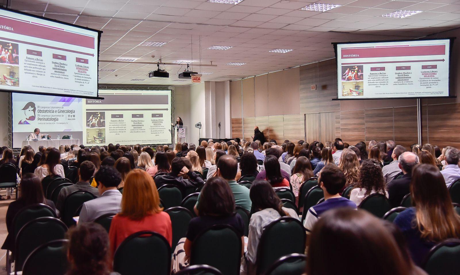 Congresso Catarinense de Obstetrícia, Ginecologia e Perinatologia